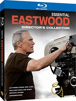 Essential Eastwood: Director's Collection (Blu-ray Disc)
