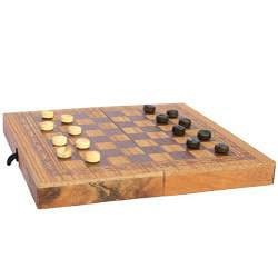 Checkers/ Backgammon Travel Game Set (Thailand)