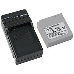 Samsung IA-BP85ST Charger Set/ 2 Batteries