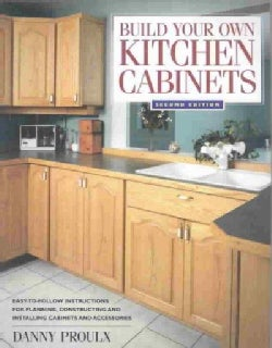 Build Your Own Kitchen Cabinets (Paperback)
