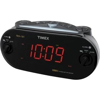 SDI Technologies T715B Desktop Clock Radio - Stereo