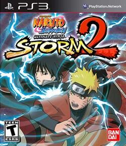 PS3 - Naruto Shippuden: Ultimate Ninja Storm 2
