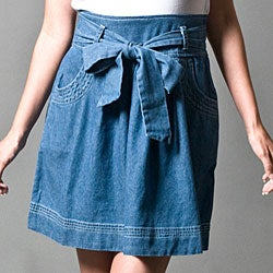 Wishes Denim Dress