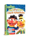 Sesame Street: Bert and Ernies Great Adventures (DVD)