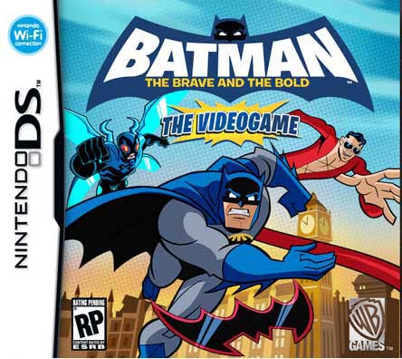 Nintendo DS - Batman: The Brave and the Bold- By WB Games