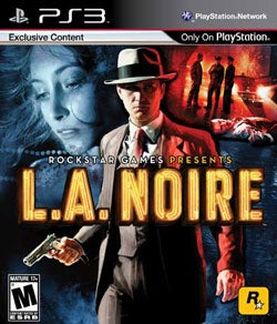 PS3 - L.A. Noire - By Take 2 Interactive