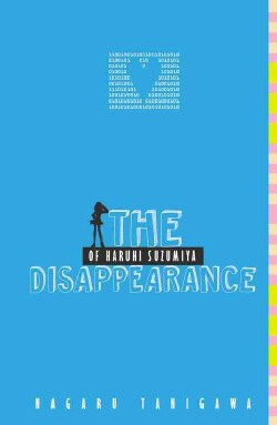 The Disappearance of Haruhi Suzumiya (Paperback)
