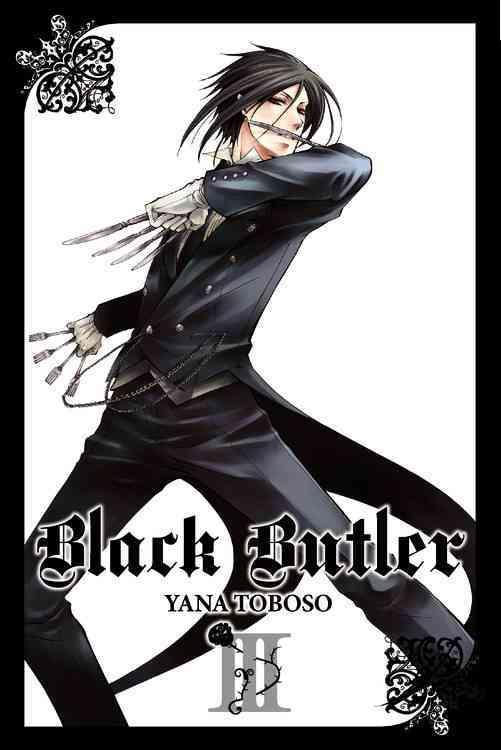 Black Butler 3 (Paperback)
