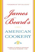 James Beard's American Cookery (Hardcover)