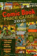 Comic Book Price Guide 2010 (Paperback)