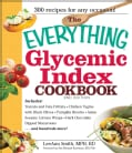 The Everything Glycemic Index Cookbook (Paperback)