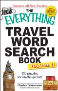 The Everything Travel Word Search Book: 150 Puzzles for On-the-Go Fun! (Paperback)
