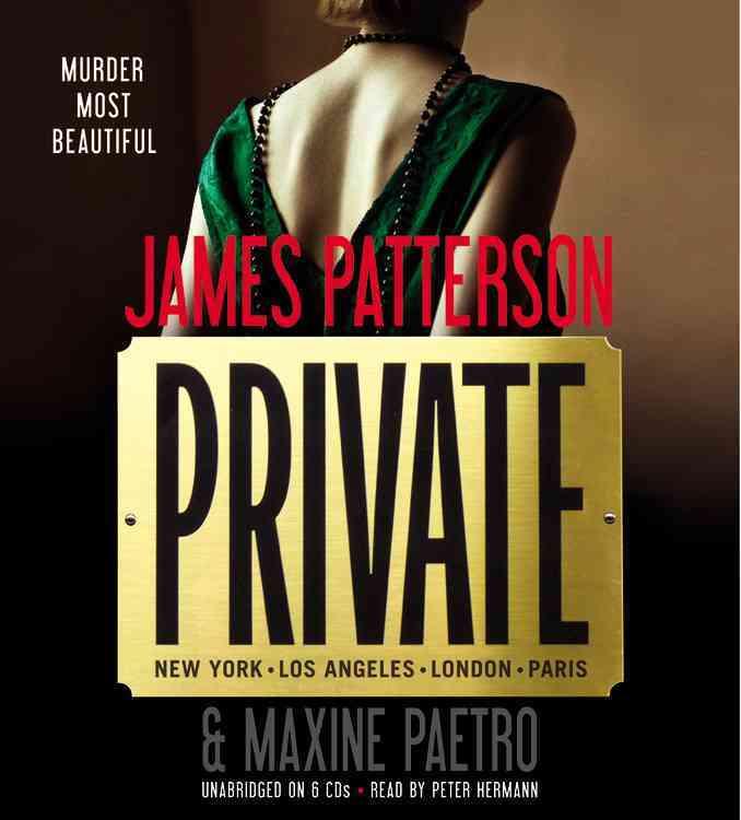Private: New York - Los Angeles - London - Paris (CD-Audio)