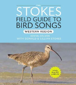 The Stokes Field Guide to Bird Songs: Western Region (CD-Audio)