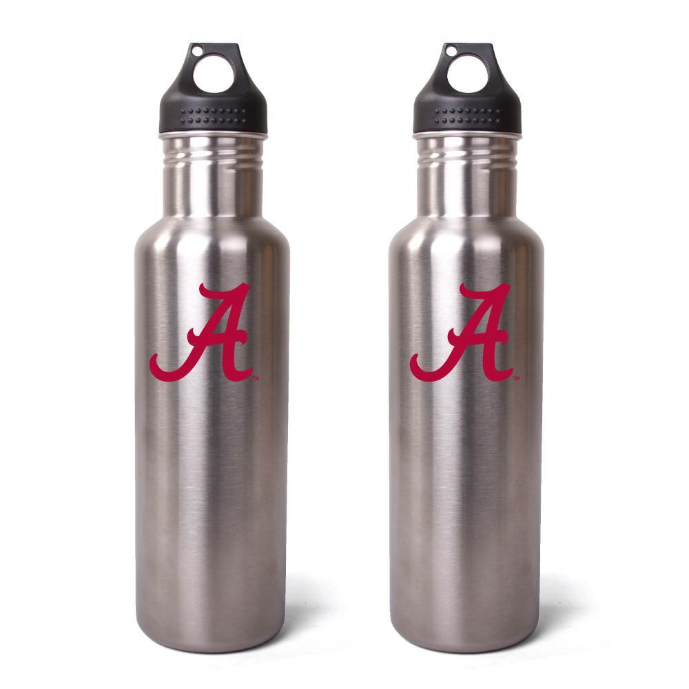 Pinemeadow Alabama Crimson Tide 27-oz Stainless Steel Water Bottles (Pack of 2)
