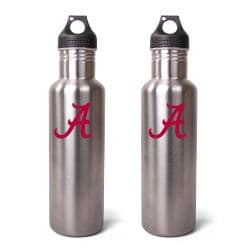 Alabama Crimson Tide 27-oz Stainless Steel Water Bottles (Pack of 2)