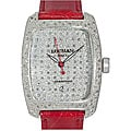 Locman Women's 488DCDC 'Alum' Diamond Pave Watch