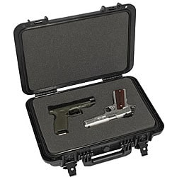 Boyt H4 Double Handgun Hard-sided Travel Case