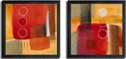 Lanie Loreth 'City Night Lights I and II' 2-piece Art Set