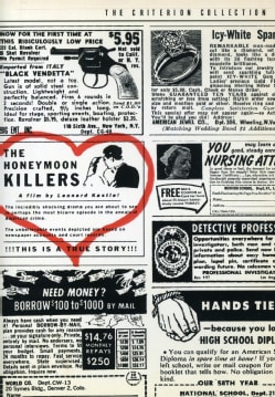 Honeymoon Killers: Criterion Collection (DVD)