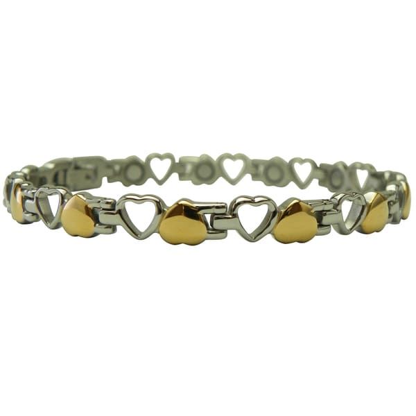 Small Hearts Magnetic Bracelet