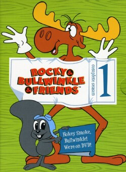 Rocky & Bullwinkle & Friends: Season 1 (DVD)