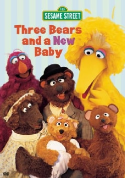 Three Bears & a New Baby (DVD)