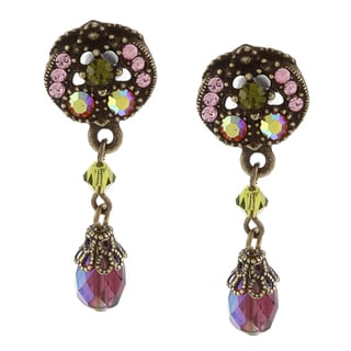 Sweet Romance 1950s Retro Glamour Earrings