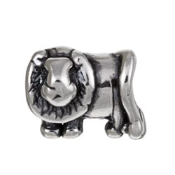 Sterling Essentials Sterling Silver Lion Bead