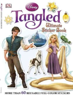 Tangled: Ultimate Sticker Book (Paperback)