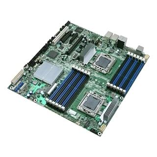 Intel S5520SC Workstation Motherboard - Intel Chipset - Socket B LGA-