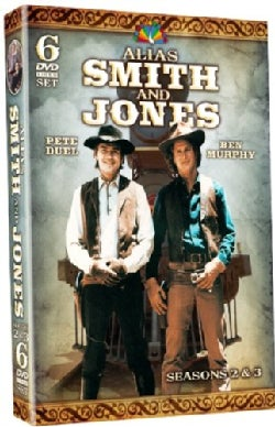 Alias Smith And Jones: Seasons 2 & 3 (DVD)