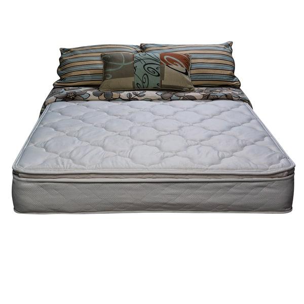 Wolf Posture Premier Luxury Pillowtop Full size Mattress