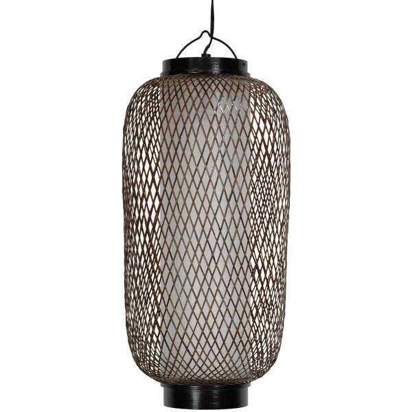Japanese-style 17-inch Kirosawa Hanging Lantern (China)