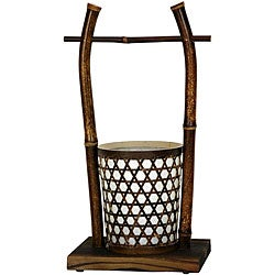 Japanese-style 15-inch Rice Bucket Lantern (China)
