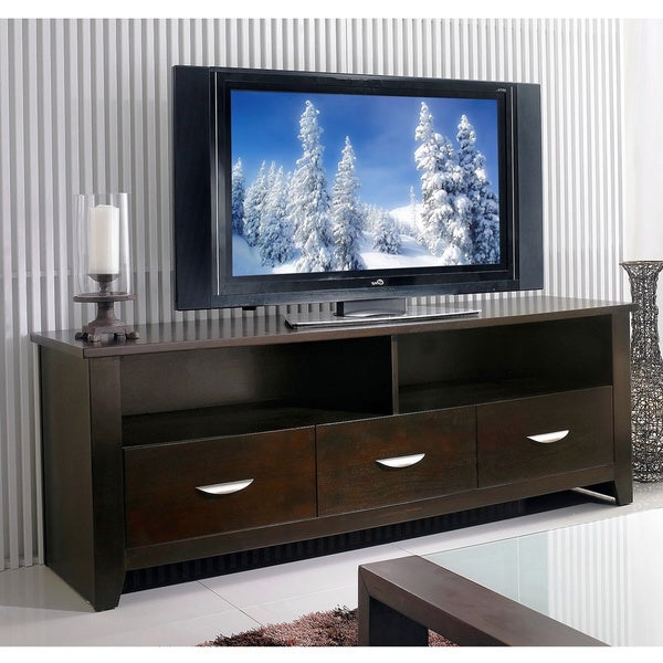 ABBYSON LIVING Avalon TV Console - 12656468 - Overstock ...