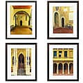 Deborah DuPont 'Tranquility Series' Giclee Framed Prints (Set of 4)
