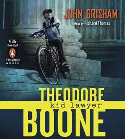 Theodore Boone, Kid Lawyer (CD-Audio)