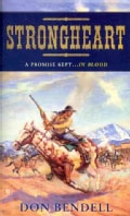 Strongheart: A Story of the Old West (Paperback)