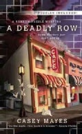 A Deadly Row (Paperback)