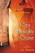 I Spy a Naughty Game (Paperback)