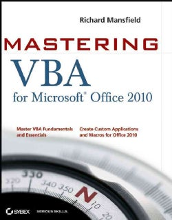 Mastering VBA for Office 2010 (Paperback)