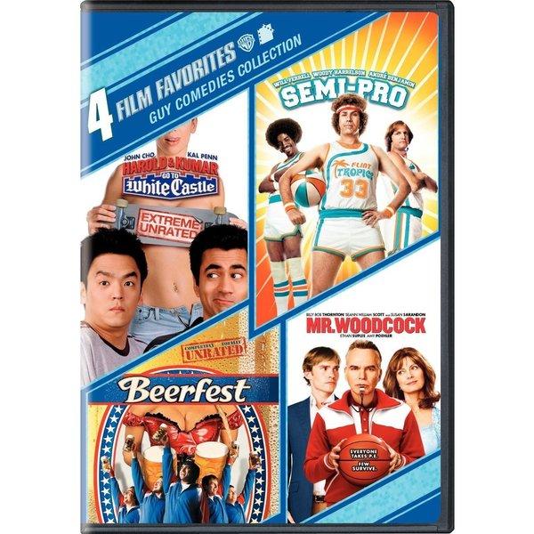 4 Film Favorites: Guy Comedies (DVD) 6504619