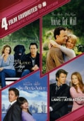 4 Film Favorites: Romantic Comedy Collection (DVD)