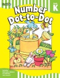 Number Dot-to-Dot, PreK-K (Paperback)