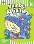 Number Activities PreK-K (Paperback)