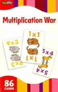 Multiplication War (Cards)
