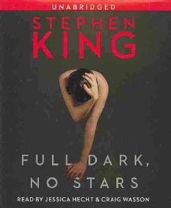 Full Dark, No Stars (CD-Audio)