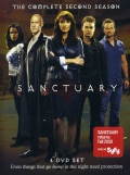 Sanctuary: The Complete Second Season (DVD)