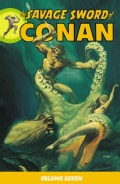 The Savage Sword of Conan 7 (Paperback)